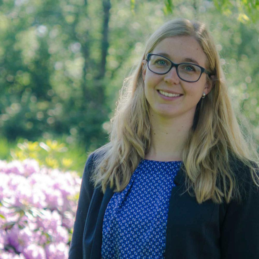 Maud Jacobi: 'Een boekhoudkundig bedrijfsexpert'